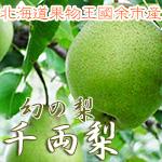 北海道産千両梨